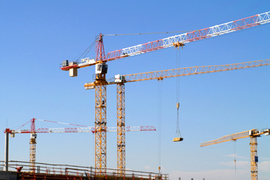 Tower Cranes Rental