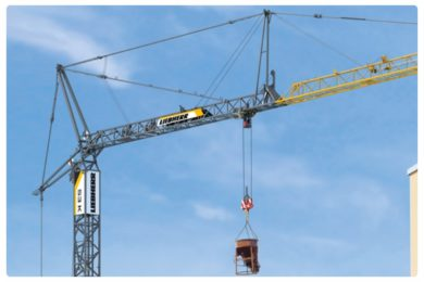 Fasterecting cranes rental