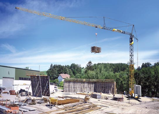 LIEBHERR 81K – inovation, trends, efficiency