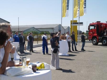 KRANIMEX PRESENTED NEW LIEBHERR PRODUCTS